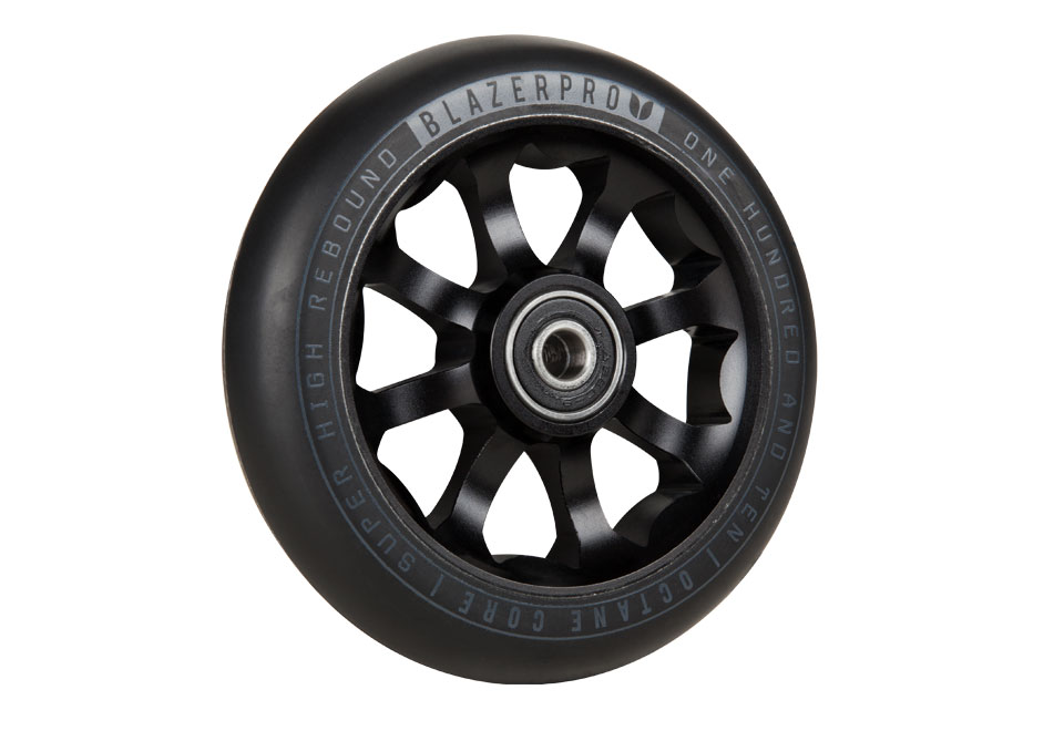 Blazer Pro Octane Wheels Black