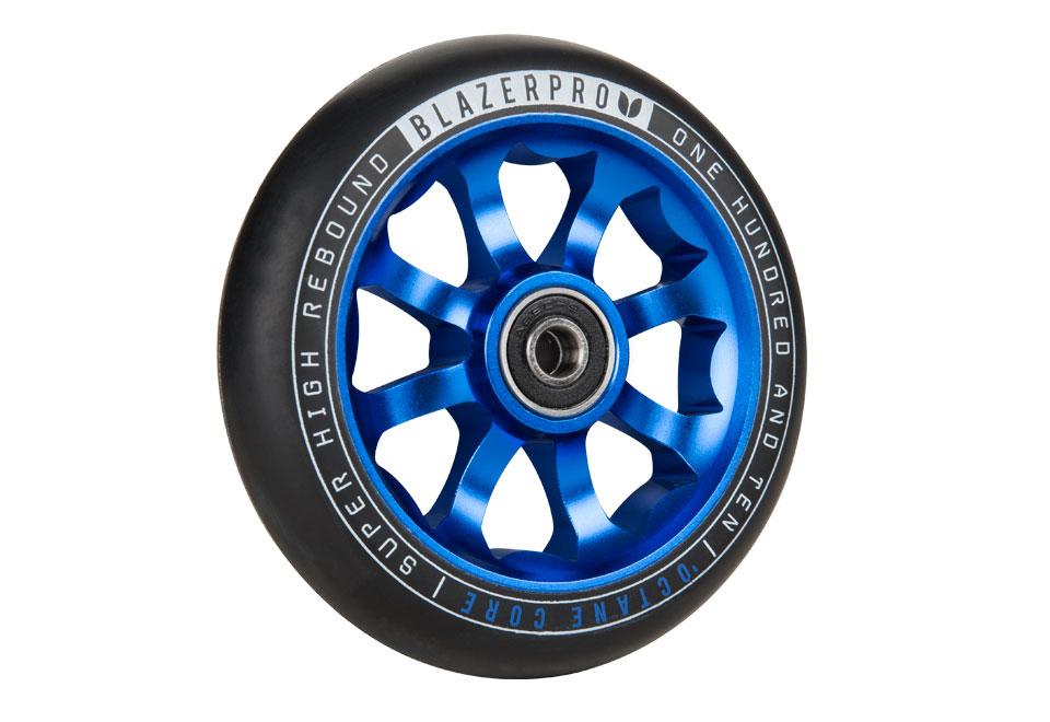 Blazer Pro Octane Wheels Blue
