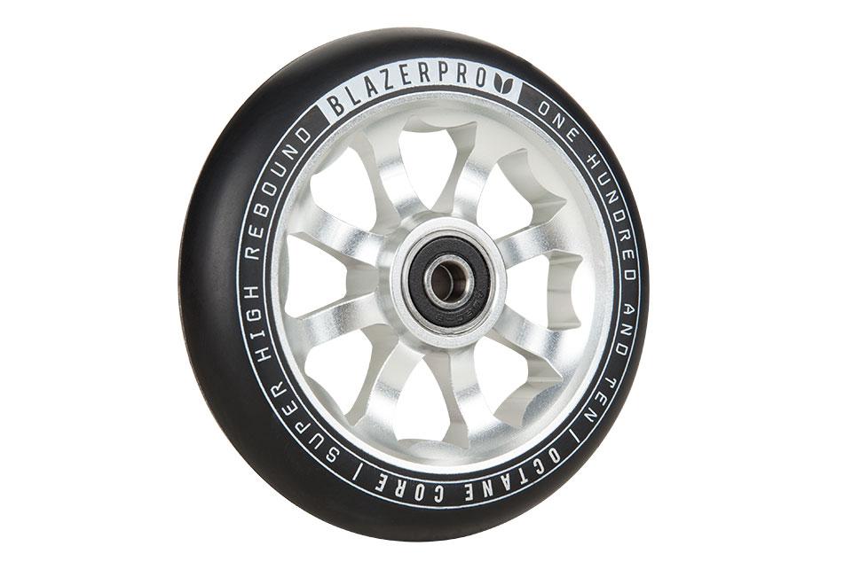 Blazer Pro Octane Wheels Silver