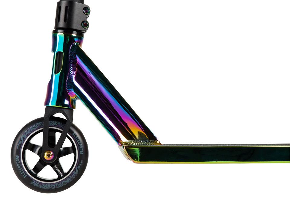 Blazer Pro Titan Series - Iris Neochrome Scooter