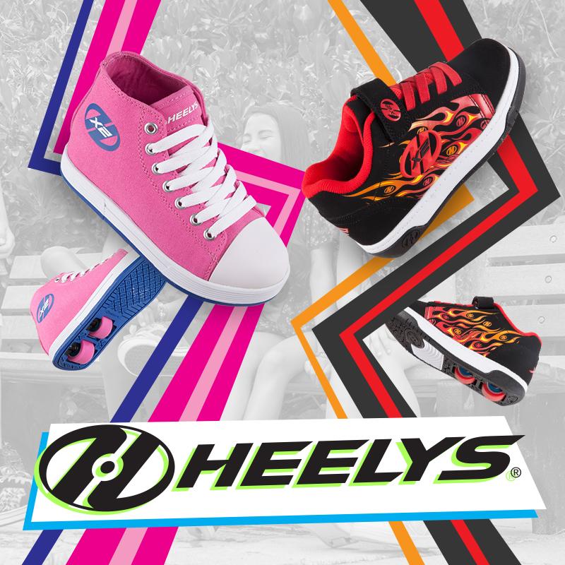 Heelys Insta Dual Up Fresh Hi Top