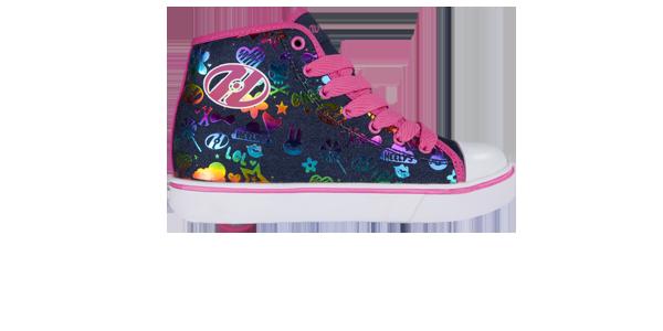 Heelys Girls 1 Wheel Shoes