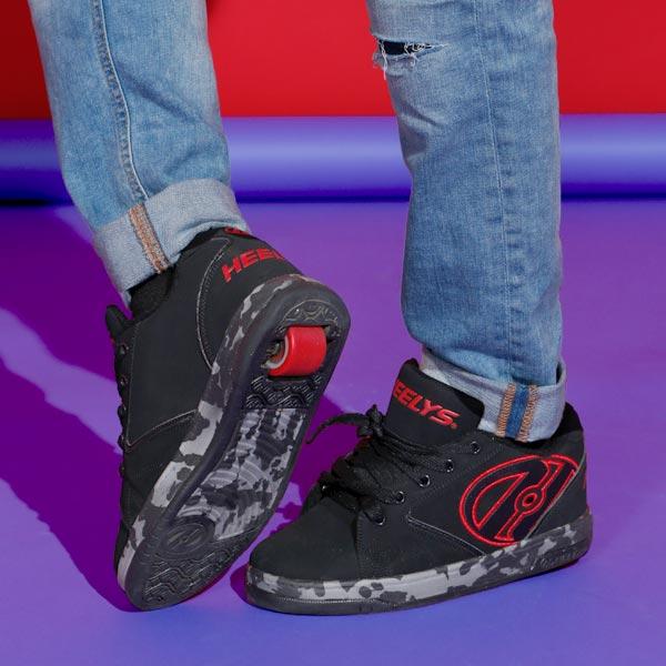 Heelys One Wheel Shoes