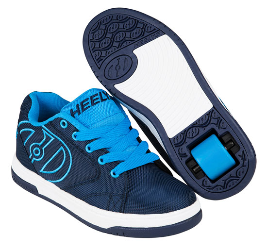 Heelys Spring Summer 2017 770974 Propel 2.0 Navy New Blue Ballistic
