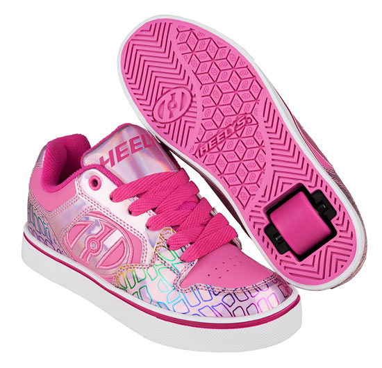 Heelys Spring Summer 2017 770999 Motion Plus Pink Light Pink Multi