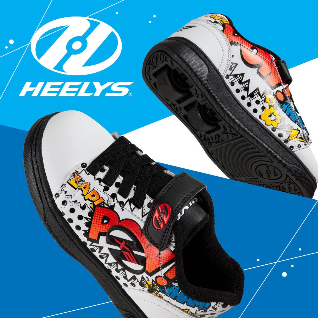 Heelys SS17 Dual Up Comic Insta @heelyseu