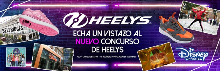 Echa un vistazo al nuevo concurso de Heelys