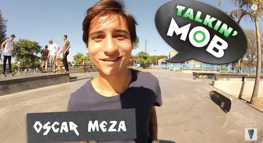 Talkin' MOB With Oscar