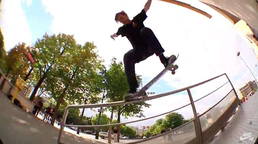 Nike SB Chronicles: Vol  1 Extras – Weiger Van Wageningen
