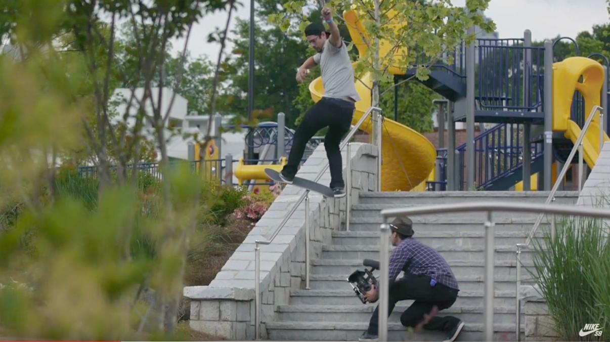 justin brock, jason hernandez, eazy handle, real skateboards, nike sb