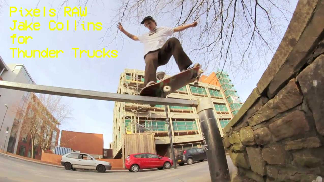 jake collins, skateboard, nike sb, thunder trucks