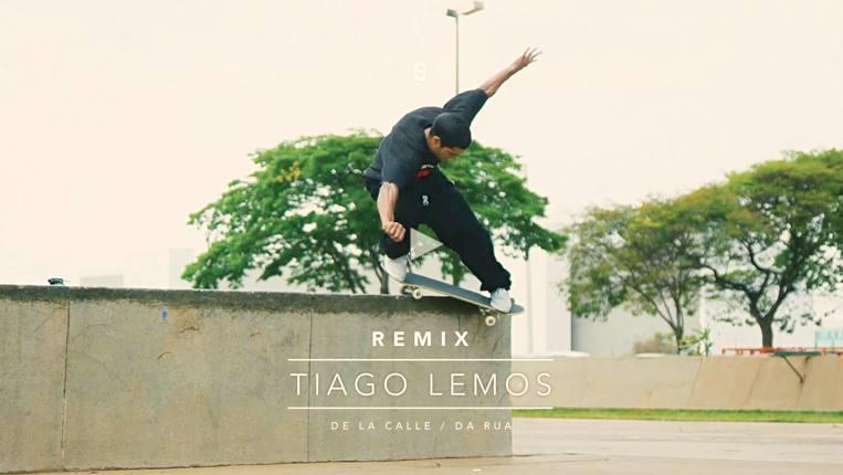 tiago lemos, De La Calle / Da Rua