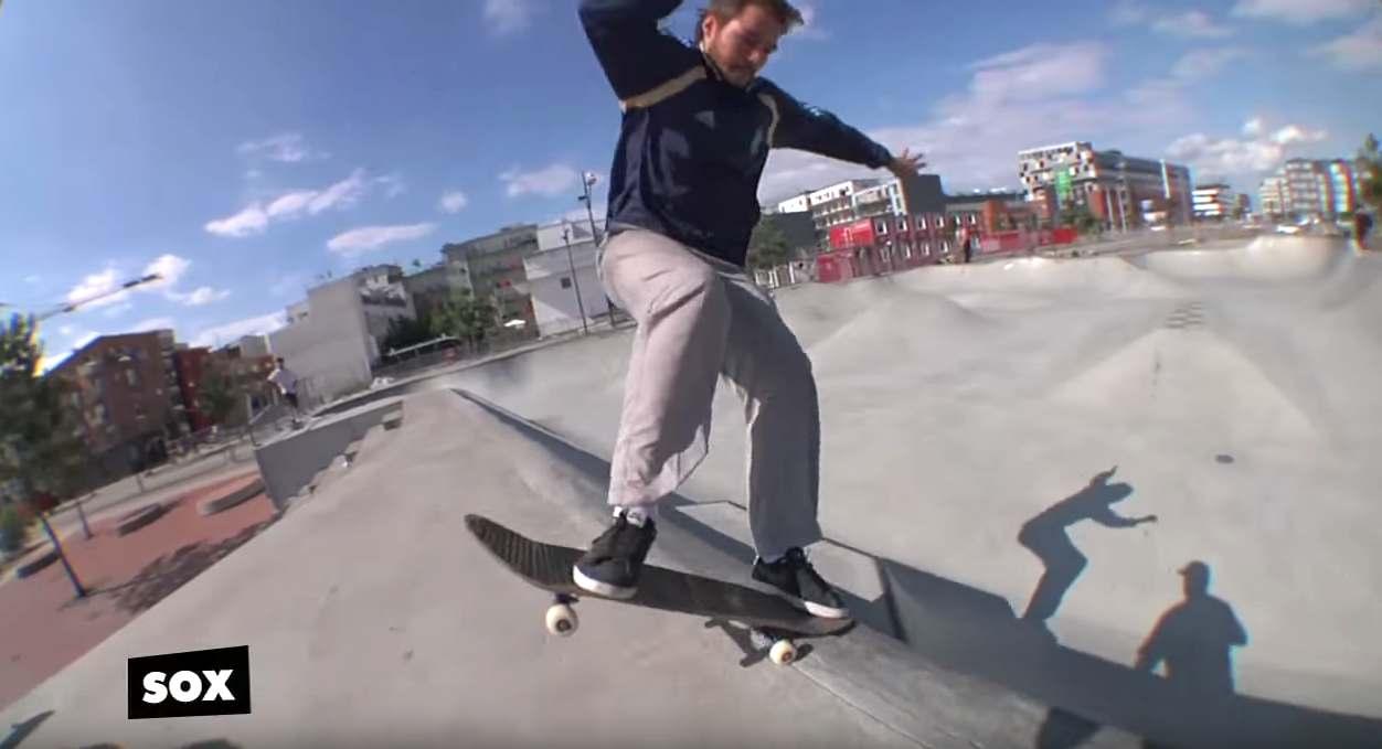sox, skateboarding, carve wicked