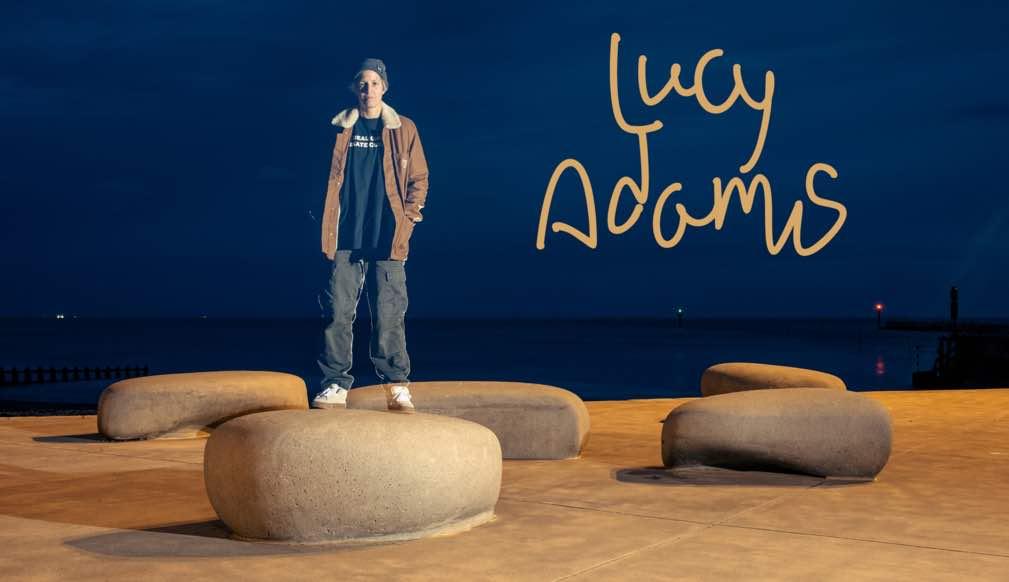 lucy adams, skateboarder, skate