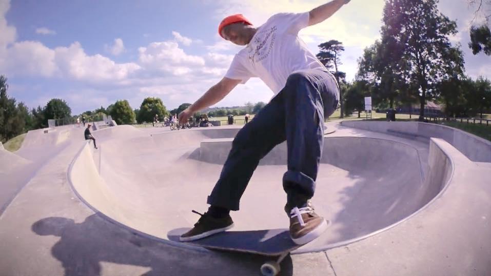mark munson, creature, skateboard, muckefuck