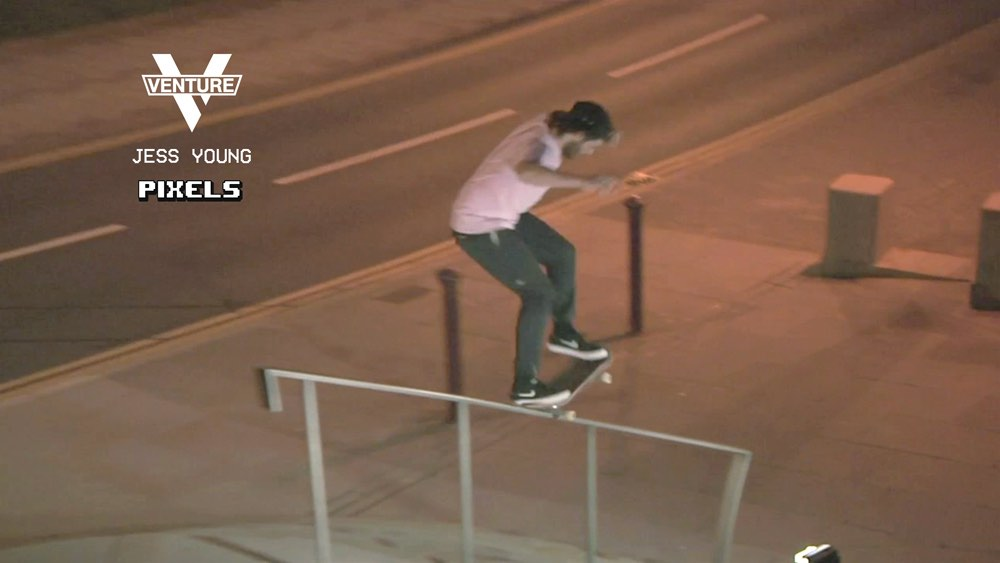 jess young, skate