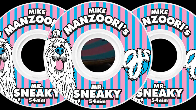 Mike-Manzoori