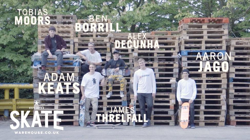 Shiner TF: Skate Warehouse Takeover — PIXELS – Skate videos