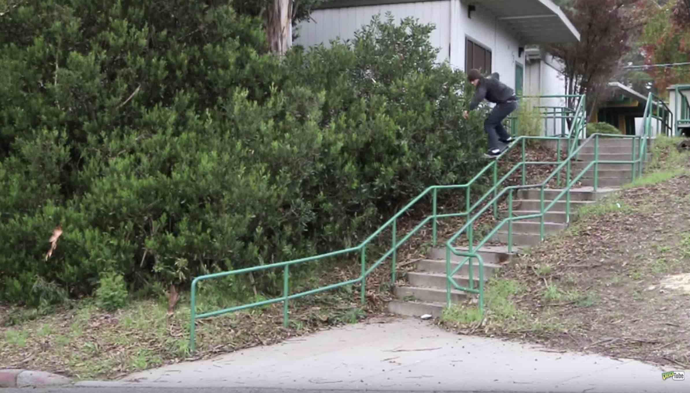 kevin baekkel, creature skateboards