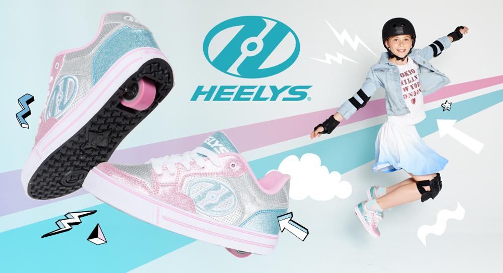Heelys Homepage