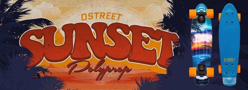D Street Sunset