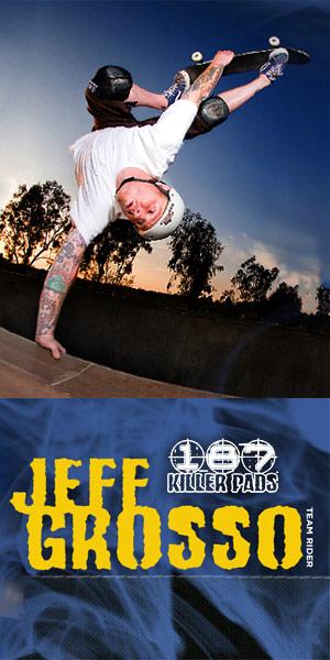 187 Pads - Jeff Grosso