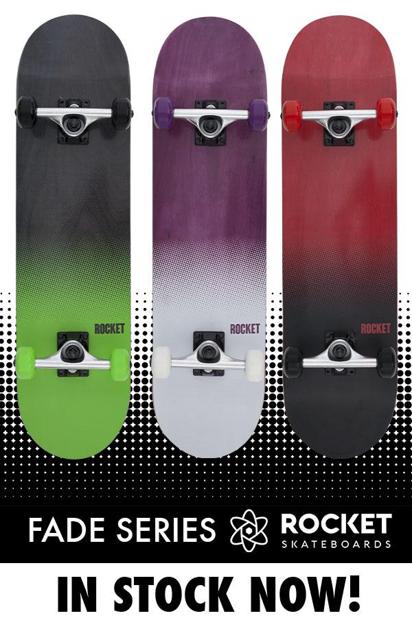 Rocket Fade Series
