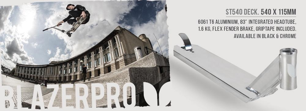 Blazer Pro St540 Banner