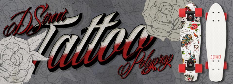 D Street Tattoo