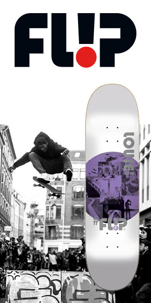 Flip Skateboards Louie Sky