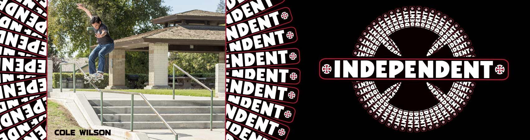 Independent Trucks Banner